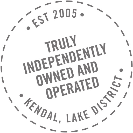 truly independant owned and operated, kendal, lake district